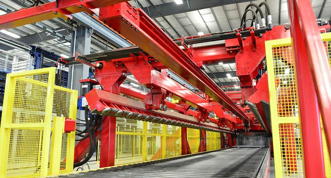 Red Bud Conveyor