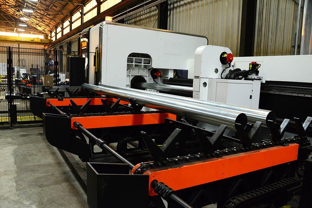 Laser Tube Cutting Owen Industries