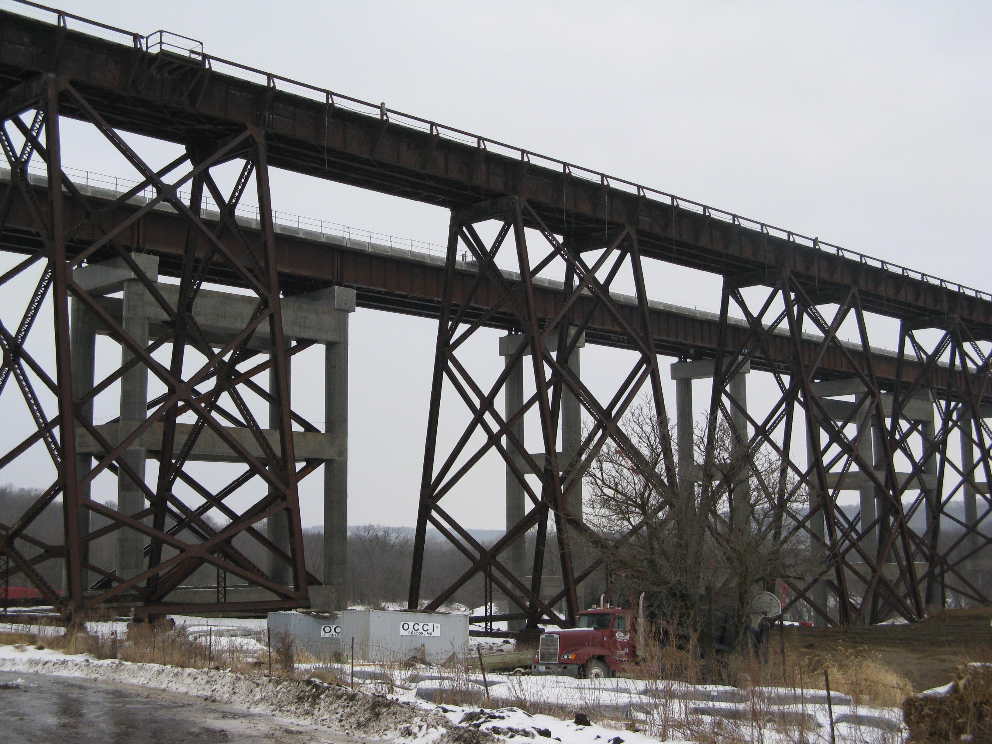 Boone High Bridge