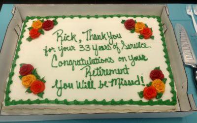 Owen Industries Celebrates Retirement of Rick Brendel