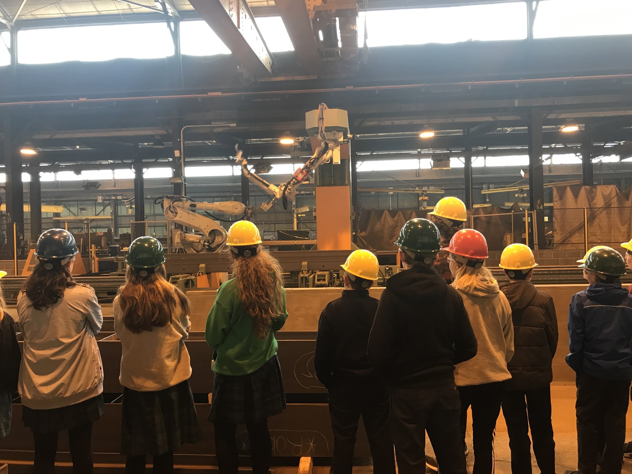 SMM Robotics Class at PVS