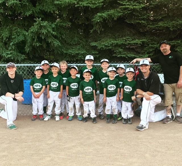 NPS T-Ball Team